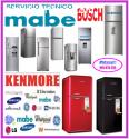 Servicio técnico de refrigeradoras mabe