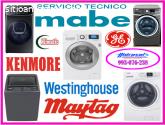 Servicio técnico de secadoras mabe