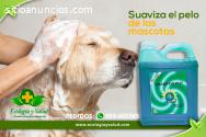 Shampoo PH7 ecologico para mascotas