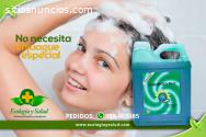 Shampoo PH7 Neutro, no irrita los ojos