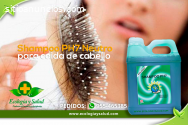 Shampoo PH7 para caída de cabello
