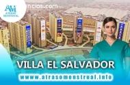 Solución Eficaz Atraso VILLA EL SALVADOR