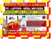TECNICO DE INTERNET Y CABLEADOS