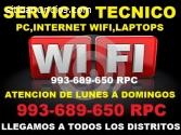 TECNICO REDES WIFI ROUTER CABLEADOS