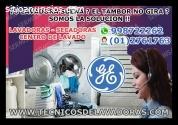 TECNICOS LAVADORAS GENERAL ELECTRIC