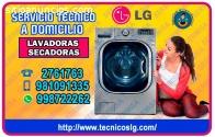 TECNICOS LG (LAVADORAS) 2761763 LINCE