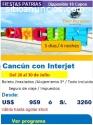 Tour en Cancún en Fiestas Patrias 2020