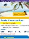 Tour en Punta Cana en Fiestas Patrias