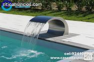 velos de agua,fuentes de agua,piletas