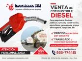 VENTA DE DIESEL A EXCELENTE PRECIO - INV