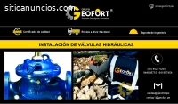 VENTA / SERVICIO VÁLVULAS HIDRÁULICAS