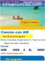 Viaje a Cancún en Fiestas Patrias 2020