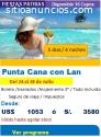 Viaje en Fiestas Patrias a Punta Cana