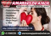 AMARRES DE ATRACCIÓN Y HECHIZOS DE AMOR