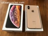 Apple iPhone XS y XS Max 64GB = $450USD