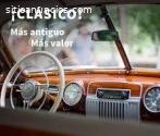 AUTOS CLÁSICOS RESTAURADOS