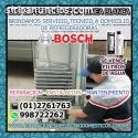 BOSCH AUTHORIZED Repair Refrigeradoras