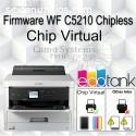 Chip Virtual WF-C5210 Chipless