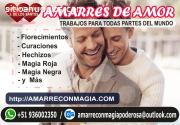DEJA YA EL SUFRIMIENTO, AMARRES DE AMOR