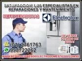 ELECTROLUX REPAIR Refrigeradoras