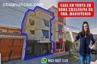 EXCELENTE CASA EN URB. MAGISTERIO, CUSCO