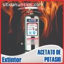 extintores en trujillo