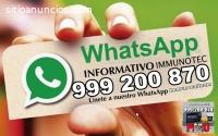 IMMUNOTEC PERU IMMUNOCAL TELF. 999200870
