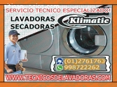 KLIMATIC TECHNICAL Lavadoras 998722262