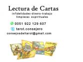 Lectura De Cartas Online y prescencial
