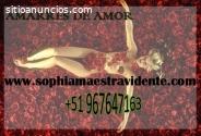 MAESTRA SOPHIA Y SUS AMARRES AL 100