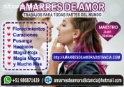 MAGIA ROJA, AMARRES DE AMOR ETERNOS