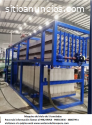 Maquina de Hielo produccion 5toneladas x
