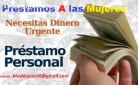 oferta de prestamos de dinero Urgente