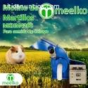 Peletizadora Meelko 120 mm 7.5 hp GASOLI