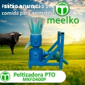 Peletizadora Meelko 400mm PTO