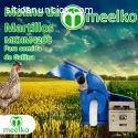 Peletizadora Meelko para piensos y alime