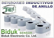 SENSOR INDUCTIVO Y CAPACITIVO
