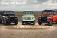 VENTA DE REPUESTOS AUTOMOTRICES LAND ROV