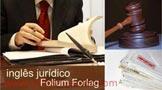 Curso de INGLÊS técnico JURÍDICO Folium Forlag - Lisboa e Porto
