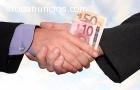 contas de empréstimos financeiros