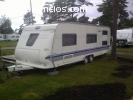 Caravana Hobby 650 kmfe Exclusive