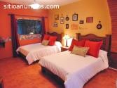 Habitacion - doble en Hotel CDMX SUR