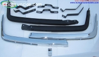 Mercedes W107 Chrome bumper type Euro by