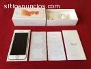 novo iPhone 6s ouro / Rose ouro€225euros