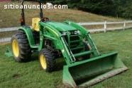 Regalo gratuito Tractor John-Deere 4320