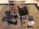 Sony PXW-FS7 com MetaBones E-EF SpeedBoo