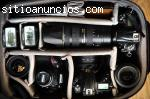 Nikon D800,D7000,Canon EOS 5D Mark II