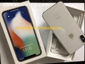 Apple iPhone X 64GB costo $ 480 USD