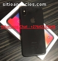 Apple iPhone X 64GB y iPhone X 256GB