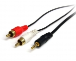 CABLE RCA A SPICA 3.5mm